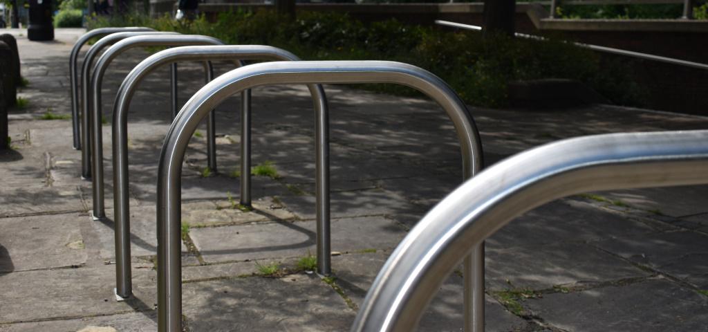 Bike racks - Northgate
