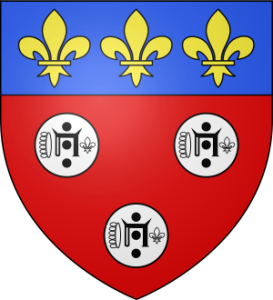 Coat of arms - Chartres, France