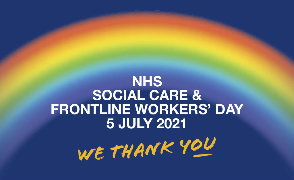 NHS thank you day image 5 July 2021