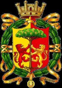 Coat of arms - Ravenna, Italy
