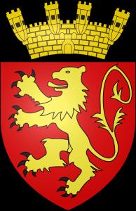 Coat of arms - Valletta, Malta